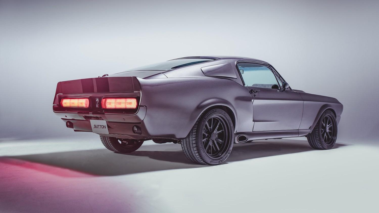 1967 Sutton Mustang GT500CS