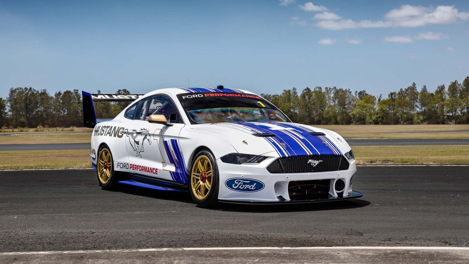 2019 Ford Mustang Supercar Fully Revealed