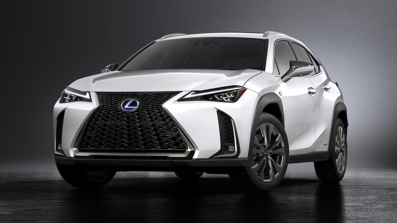 2019 Lexus John Elliott Sole of UX