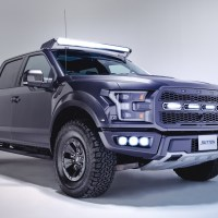 Upgraded Monster Raptor pickup makes London show debut