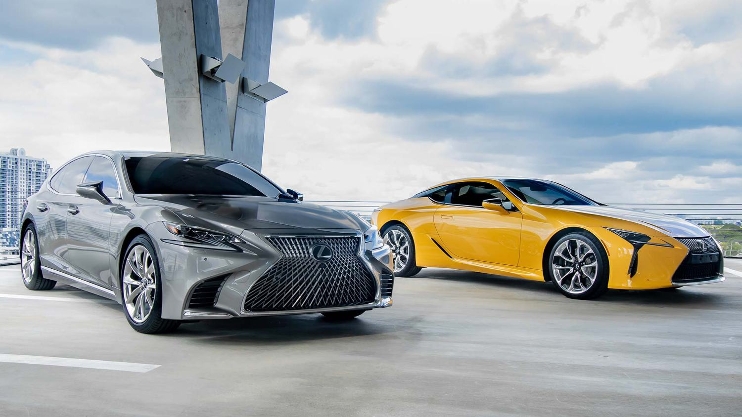 Lexus has sold 10 million vehicles