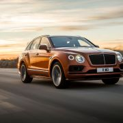 Bentley Bentayga Speed world's fastest SUV