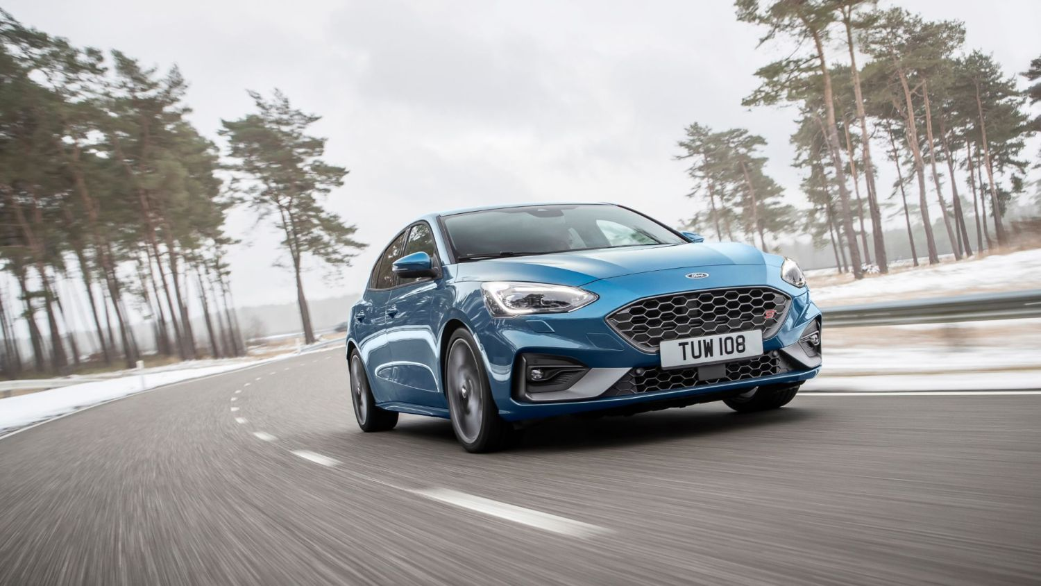 Hot New 2019 Ford Focus St 10 Things You Need To Know Motoring