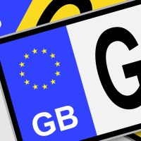 Why you might need new number plates after Brexit