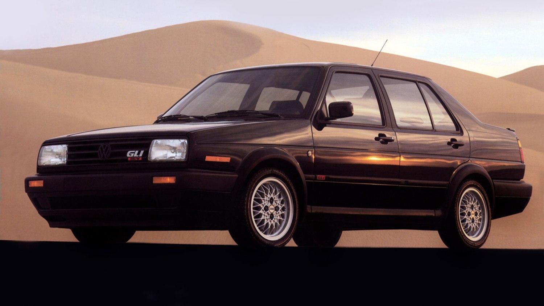 1990 Volkswagen Jetta GLI 16v Wolfsburg Edition