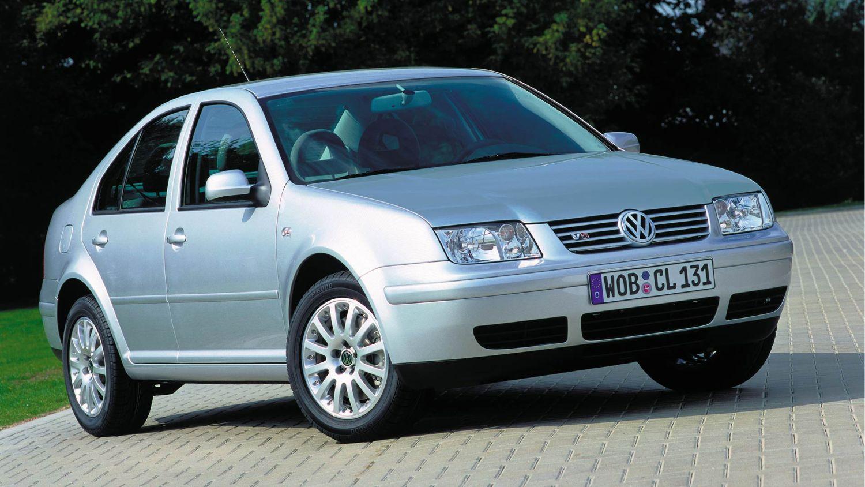 1999 Volkswagen Bora V5