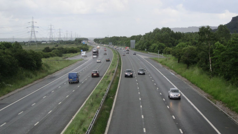 motorway improvements 2019