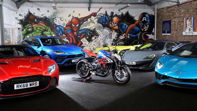 MV Agusta and Auto Vivendi
