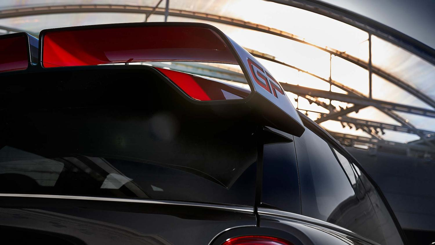 2020 Mini John Cooper Works GP teaser