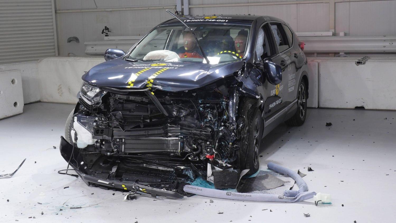 SEAT Tarraco crash test