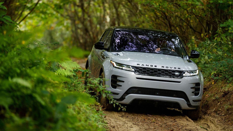 Range Rover Evoque high residual value