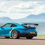 Porsche GT2 RS sink Mexico