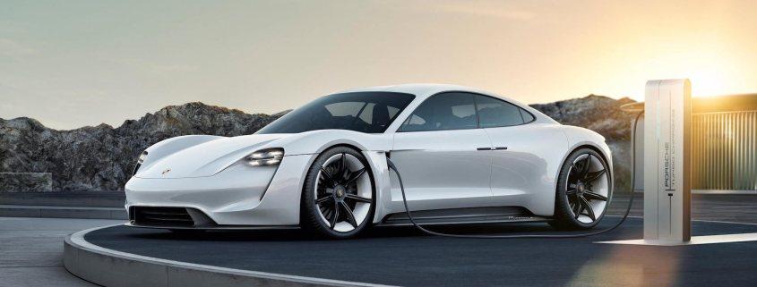 2019 Porsche Taycan electric orders