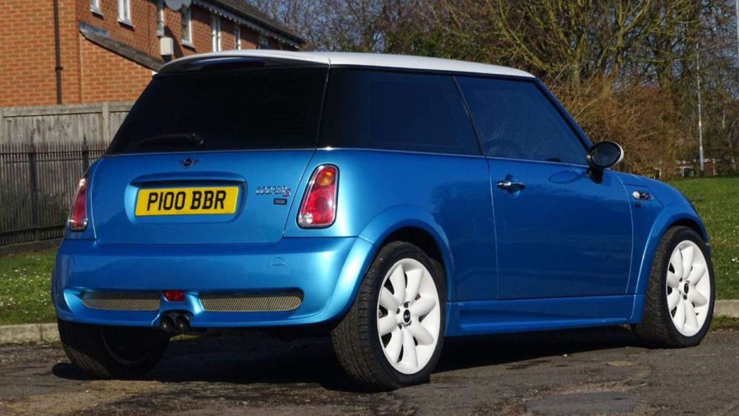 fastest mini in the world BBR