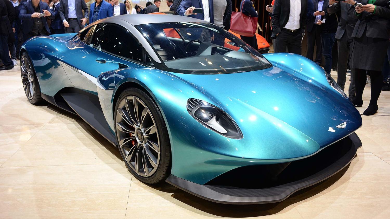 Geneva Motor Show 2019 all the cars