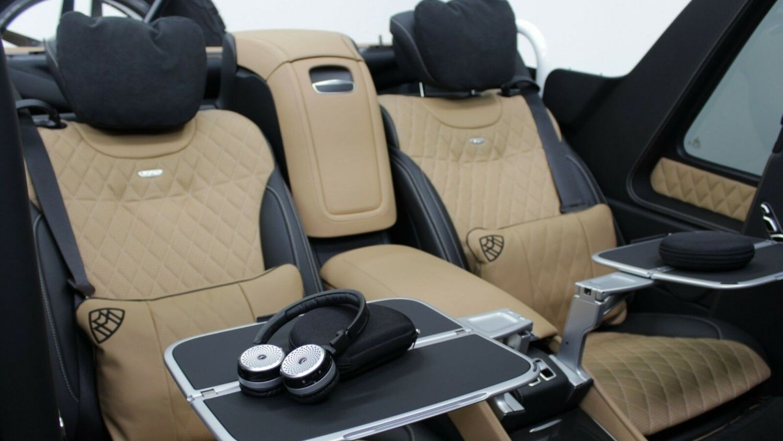 Maybach G650 Landaulet