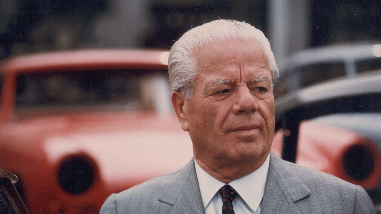Battista Pinin Farina in 1963