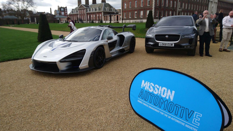 Mission Automotive London