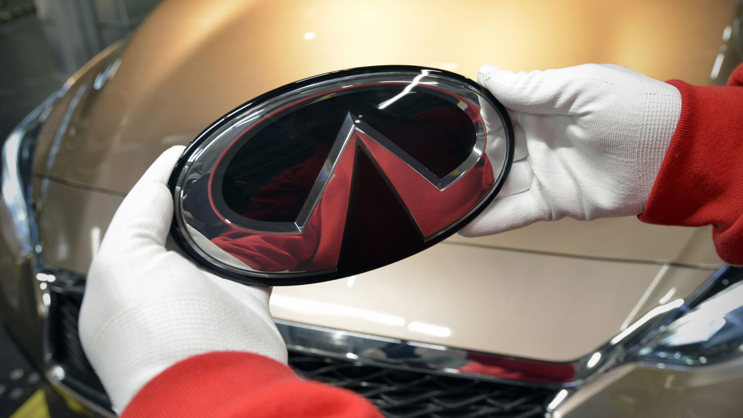 Infiniti pulls out of Western Europe