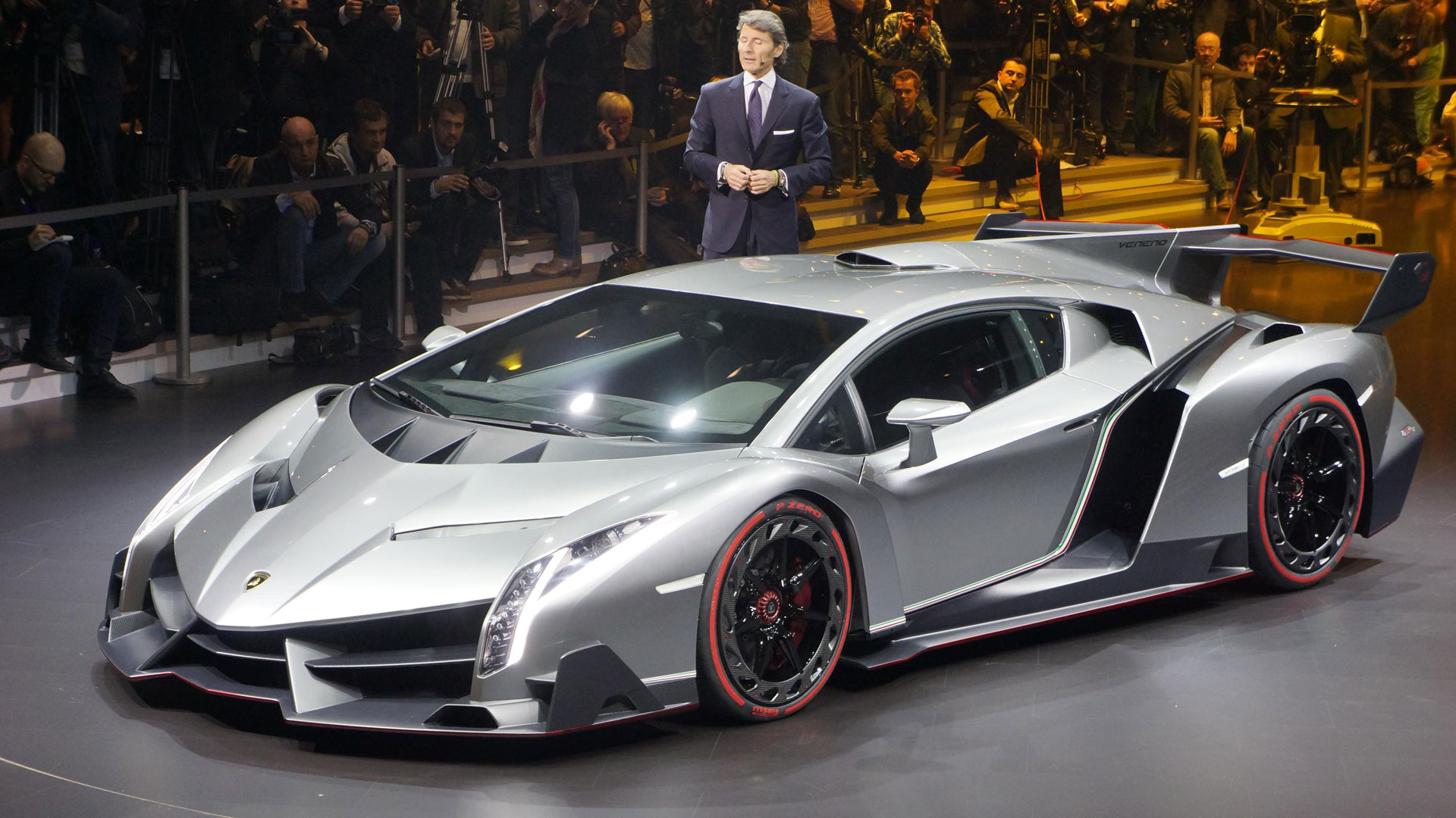 Revealed the Geneva supercars that have rocketed in value