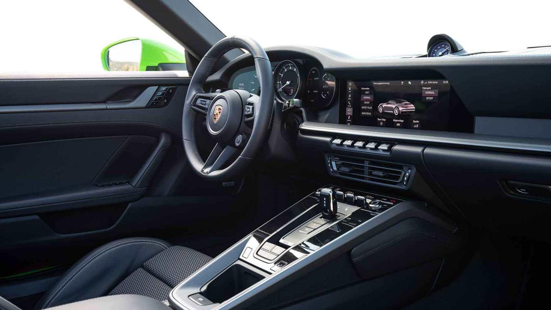 2019 Porsche 911 Cabriolet