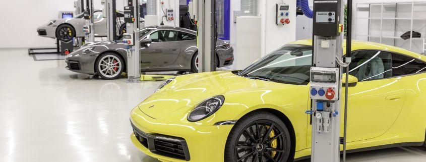 Porsche 911 isn't new