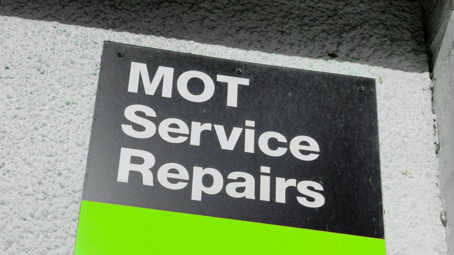 MOT failures March