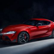 Toyota Supra sold out UK