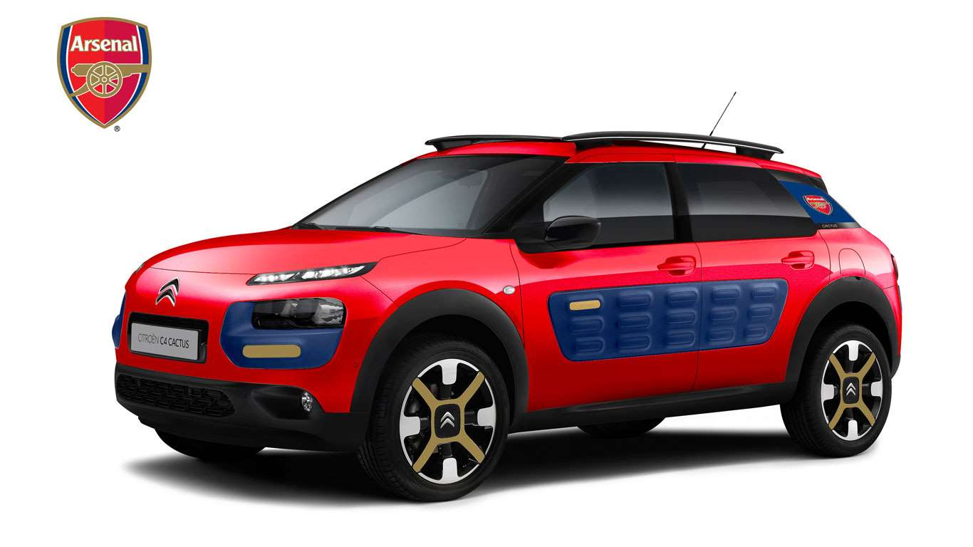 Citroen April Fools' Day