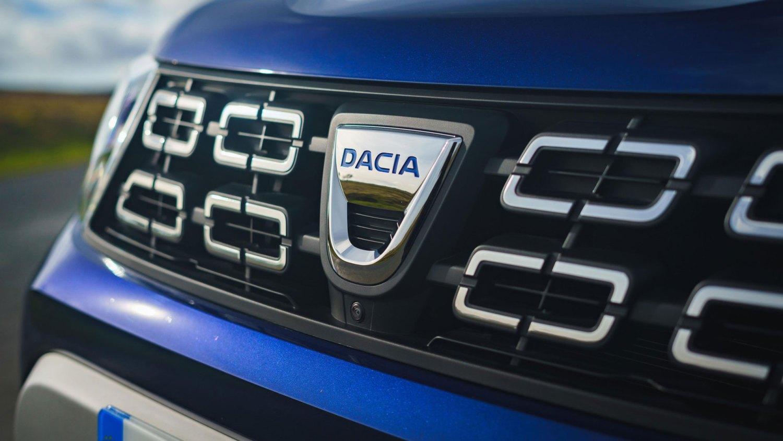 Dacia badge