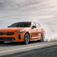 Kia makes an extra-hot Stinger GTS with DRIFT MODE