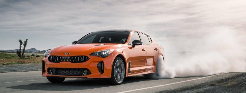 2019 Kia Stinger GTS Special Edition
