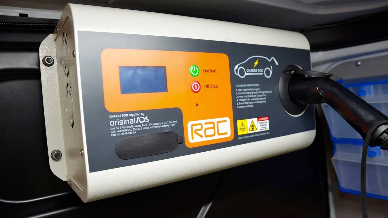 RAC EV Boost unit
