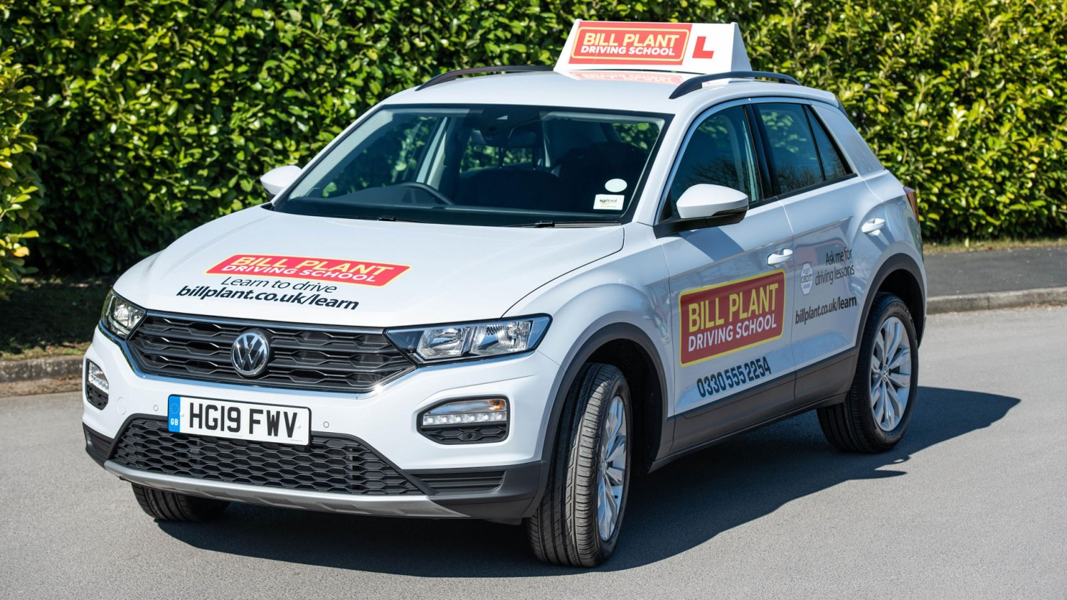 Bill Plant Driving School Volkswagen T-Roc