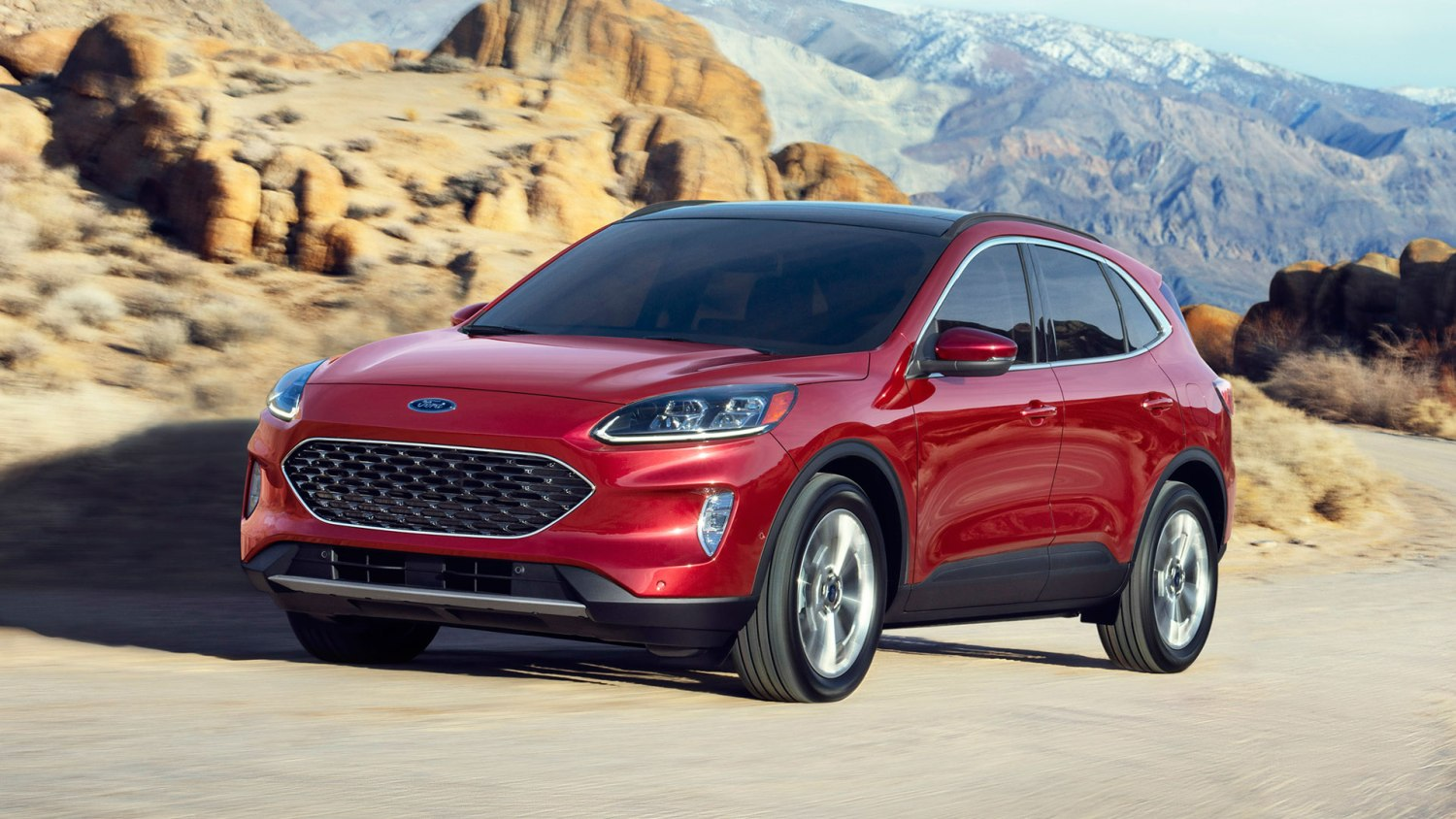2020 Ford Kuga Plug-In Hybrid Is Coming Next Spring >> All New Ford Escape Everything You Need To Know Motoring Research
