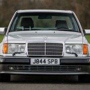 Rowan Atkinson Mercedes 500E