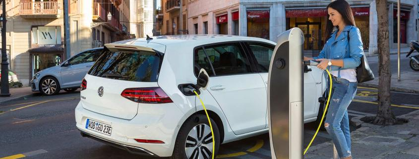 Volkswagen electric cars produce less CO2 for life