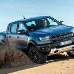 Desert Adventure New Ford Ranger Raptor Vs Morocco