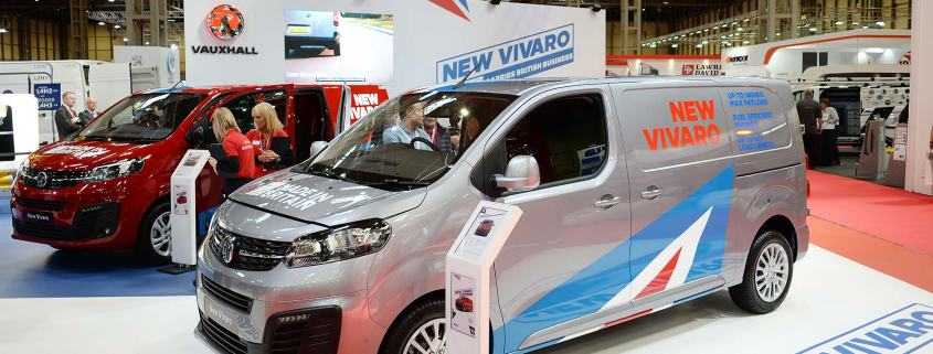 Vauxhall Vivaro launched at the 2019 CV Show