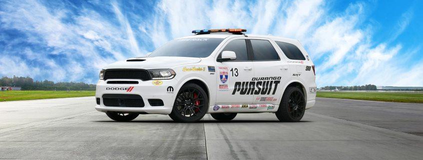 2019 Dodge Durango SRT Pursuit Concept