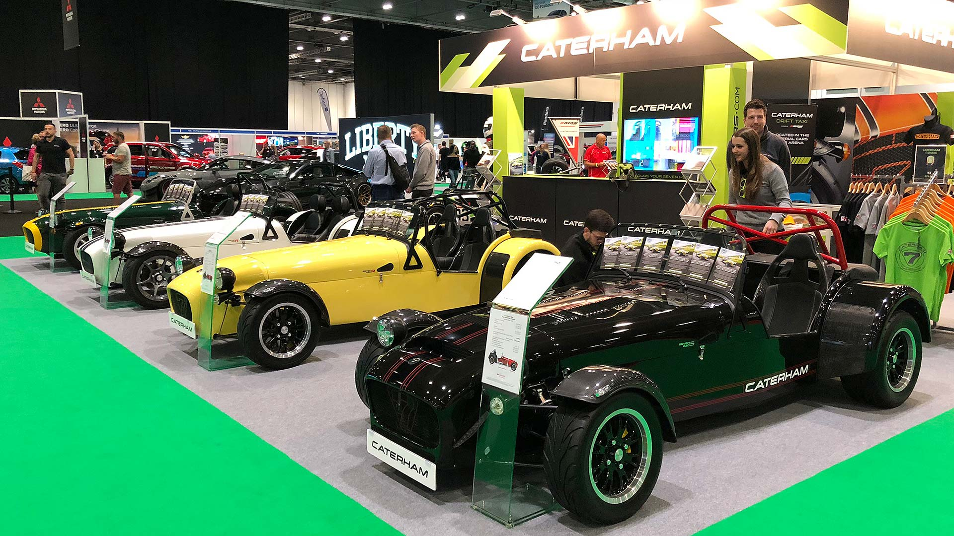 London Motor Cars >> London Motor Show 2019 In Pictures Motoring Research