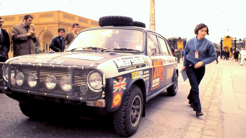 Austin Maxi World Cup Rally