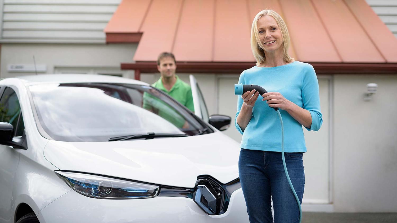 Electric Nation EV Smart Charging Trial