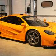 Gordon Murray McLaren F1 LM
