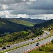 M6 Cumbria favourite driving route