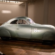 Porsche Type 64 on show in Bonhams