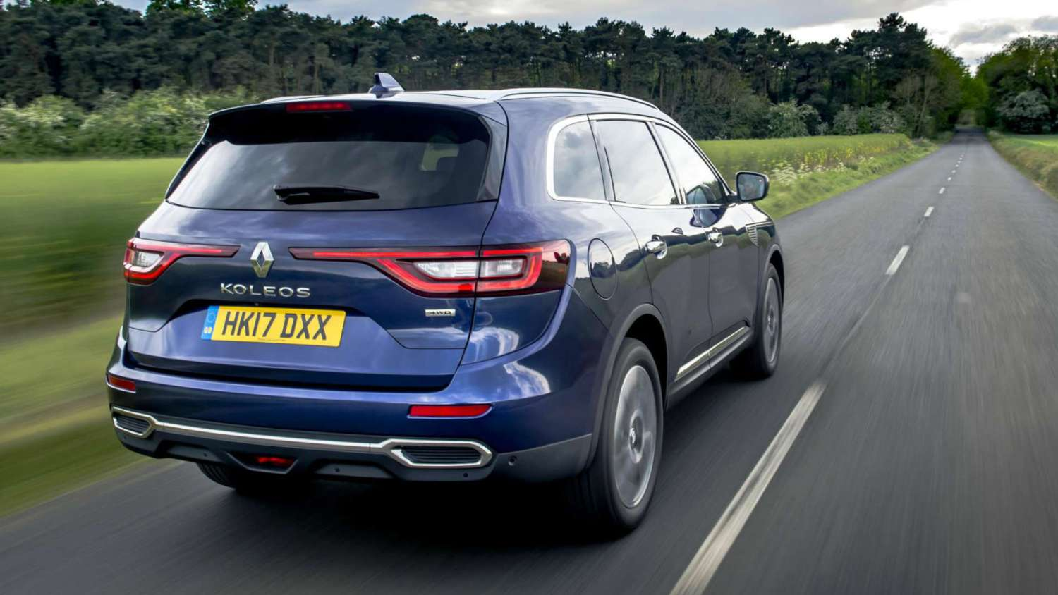 Renault Koles special offers