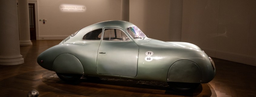 World's oldest Porsche
