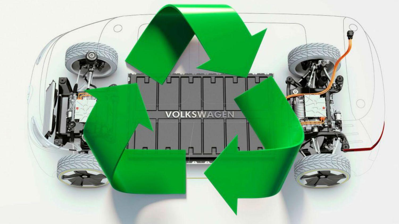 vw electric car batteries