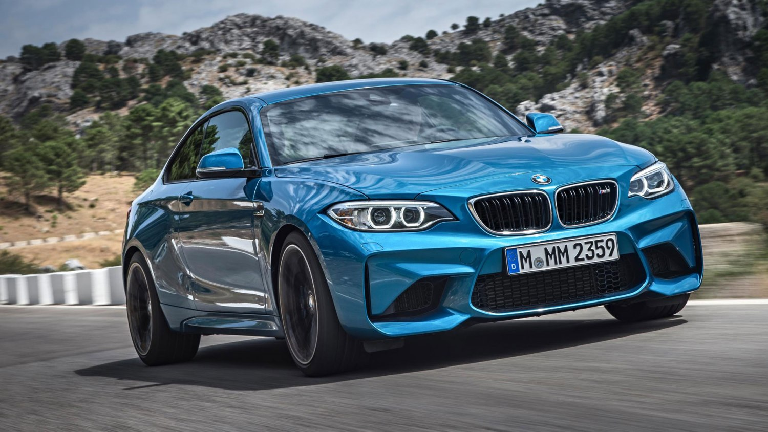 BMW M2 - greatest cars of the decade